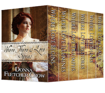 Where There Is Love Boxed Set