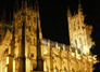 Canterbury: Cathedral At Night