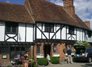 Godmersham: Chocolate Box Village