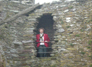 Bishop's Palace, St. David's: Spy Above Great Hall