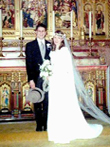 Christmas Wedding: At High Altar