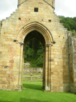 Mount Grace Priory: Hillside Beyond