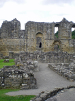 Rievaulx Abbey and Terrace: Figure in Aperture-thumb